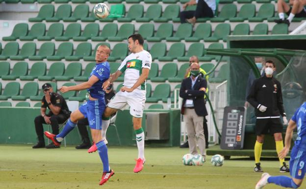 El Real Oviedo barajó la posibilidad de no jugar ante el Elche ...