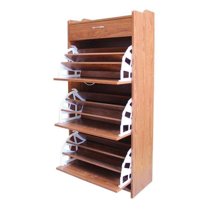 Mueble zapatero 27 pares Ideal como mueble de dormitorio