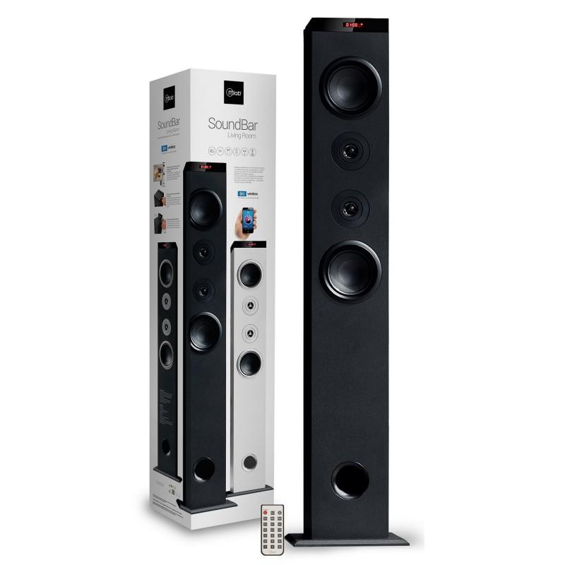 Living Room Soundbar Torre audio bluetooth