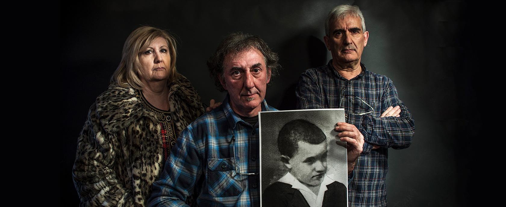 Resultado de imagen de Rescatados tras 80 años de olvido