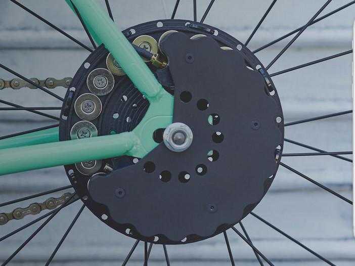 A fresh look at bicycle dynamos