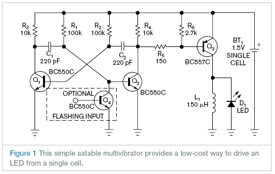 simple astable multivibrator News, Updates & Analysis from