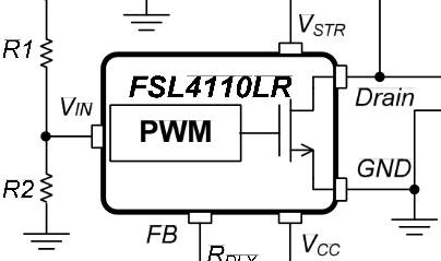 First 1kV integrated power switch