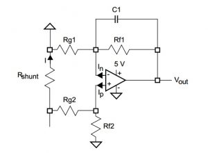 """16V op amps will require """"no trimming"""""""