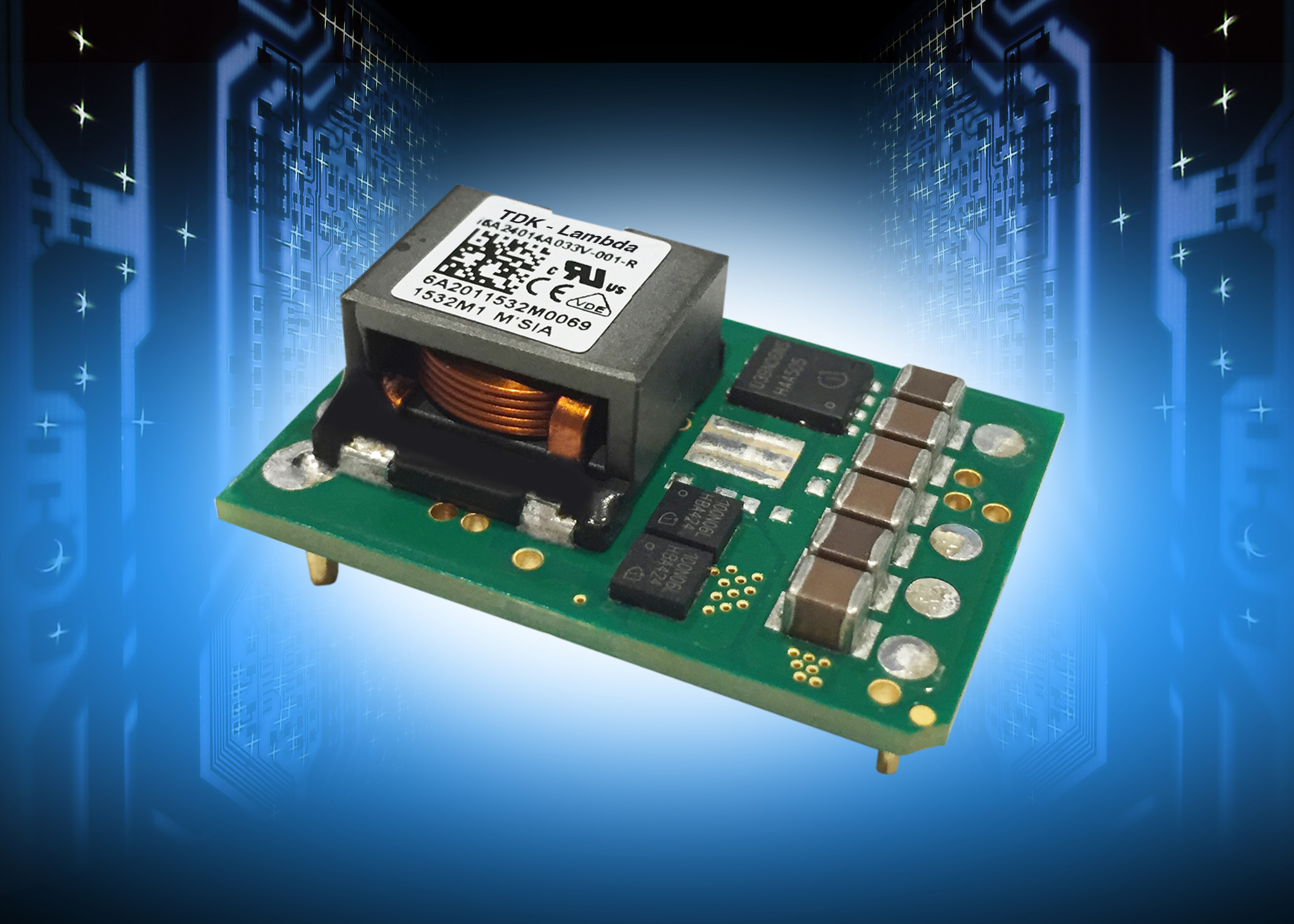TDK adds to DCDC converter series