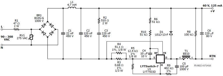 10w Solar Panel Wiring Diagram 22w Ac Dc Supply For Led Light Bulbs