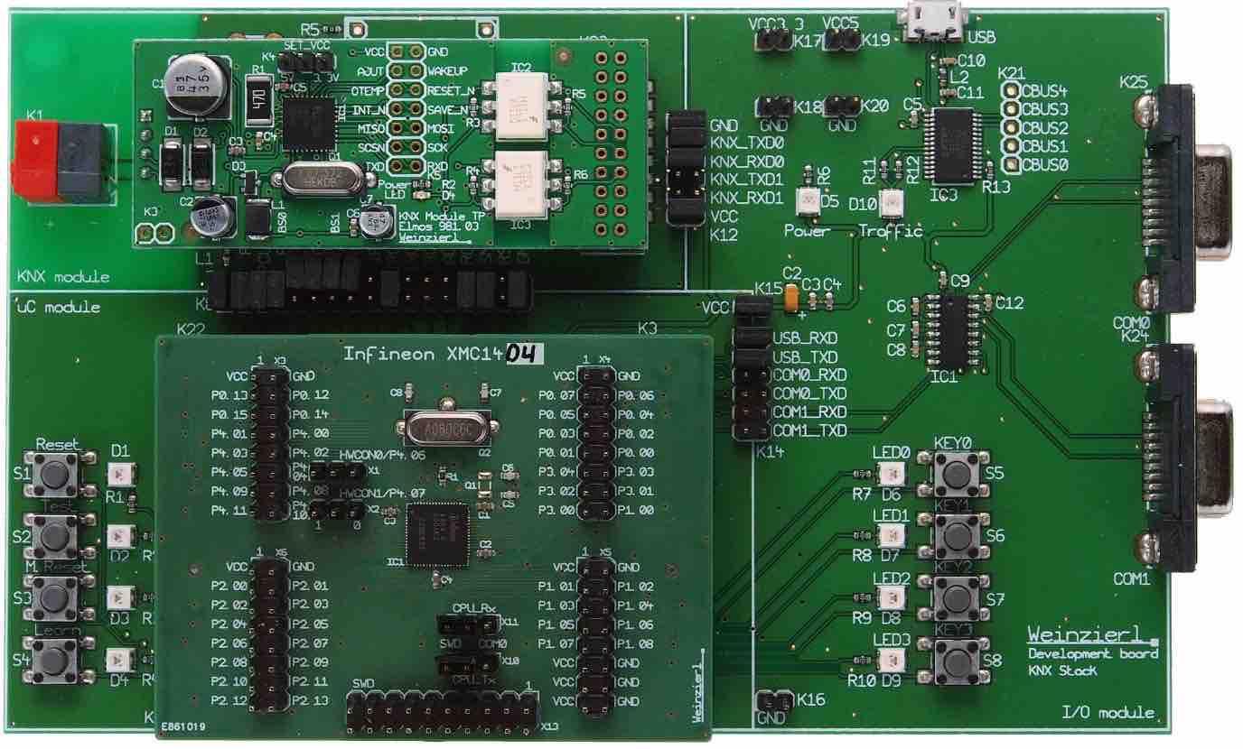 Avnet Silica offers KNX platform for Infineon home