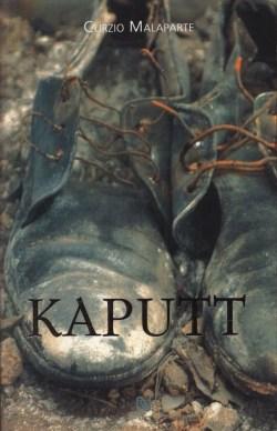 Kaputt Curzio Malaparte carte coperta