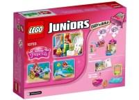 LEGO - LEGO Juniors, Disney Princess - Trasura cu delfini ...