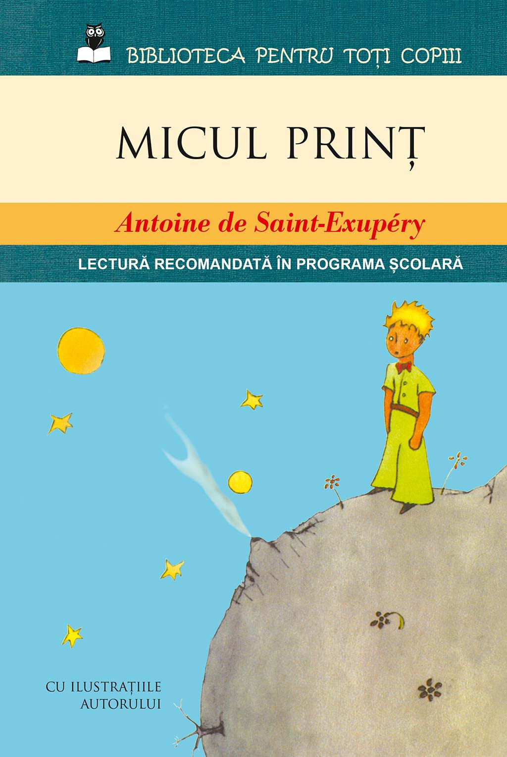 Image result for micul print saint exupery