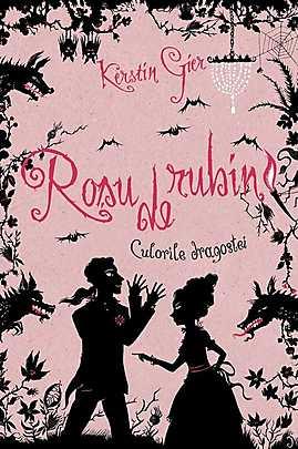 Rosu de rubin, Culorile dragostei, Vol. 1 - Kerstin Gier