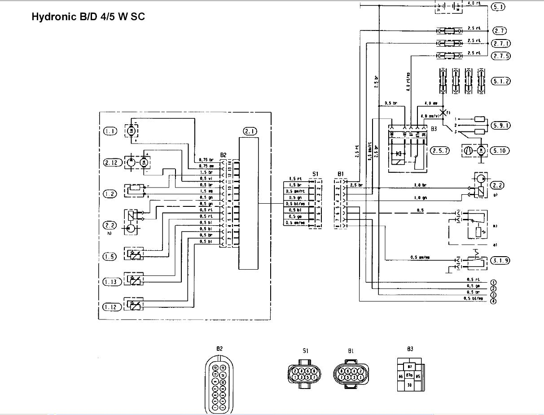 Eberspacher Hydronic Wiring Diagram