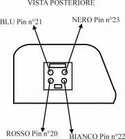 instalacja stargas polaris (schemat wiązki elektrycznej)