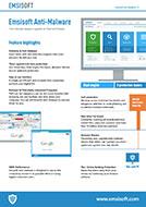 Emsisoft Anti-Malware Salessheet