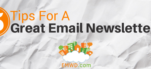 Email Newsletter Tips