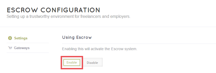 FreelanceEngine tutorial: How to use Credit with Escrow system (Updated) - EngineThemes