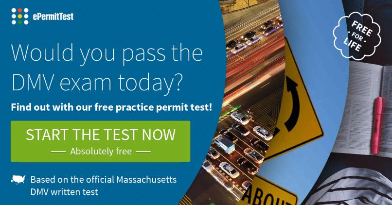 Motorcycle Practice Permit Test