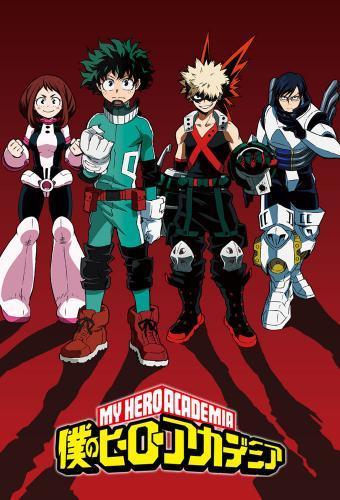 Boku No Hero Academia Season 2 Episode 13 : academia, season, episode, Academia, Season, Dates, Countdow