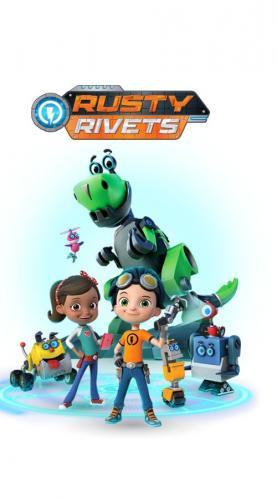 Cancelled Nick Jr Shows : cancelled, shows, Rusty, Rivets, Episode, Countdown