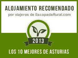 Hotel Rural El Texeu, alojamiento rural recomendado en Asturias (Llanes)