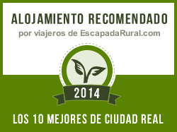 Finca Casa de Pacas, alojamiento rural recomendado en Ciudad Real (Bolaños de Calatrava)