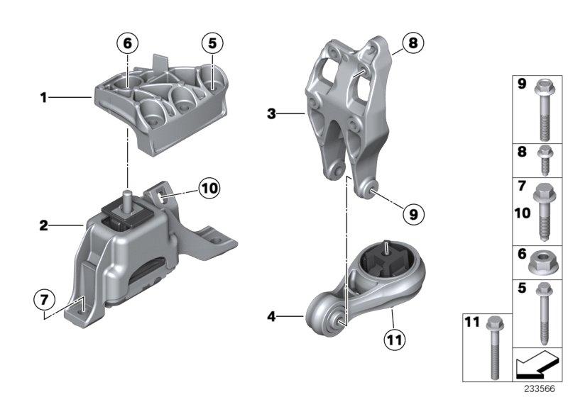 MINI R60/Countryman/One D/ECE/Engine And Transmission