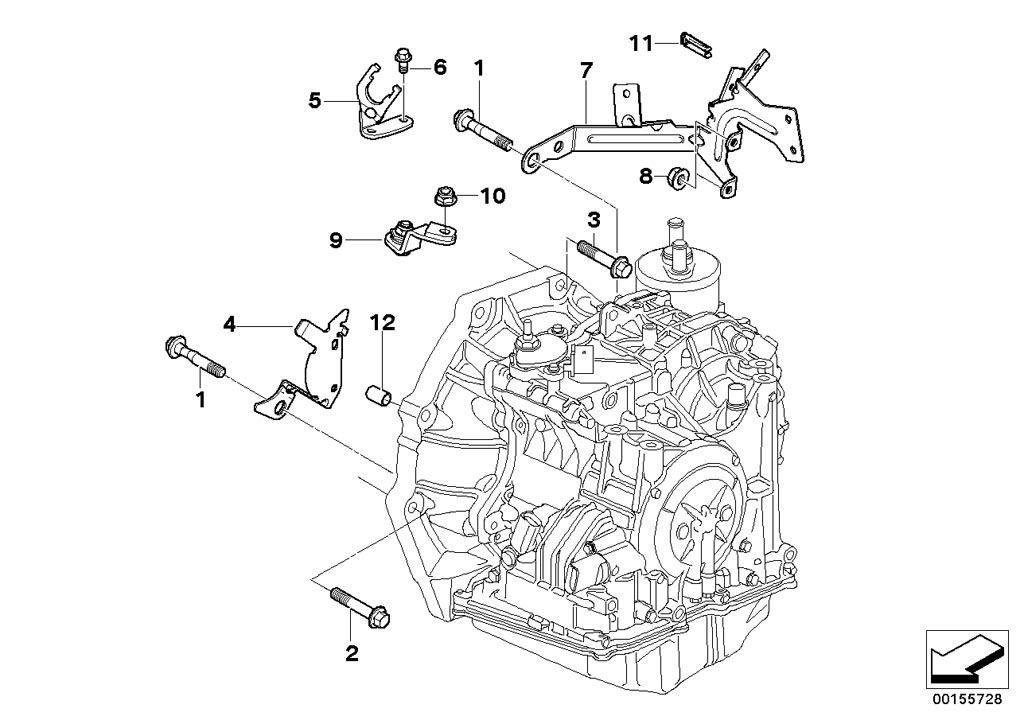 Parts For MINI R53/Coupe/Cooper S/ECE/Automatic