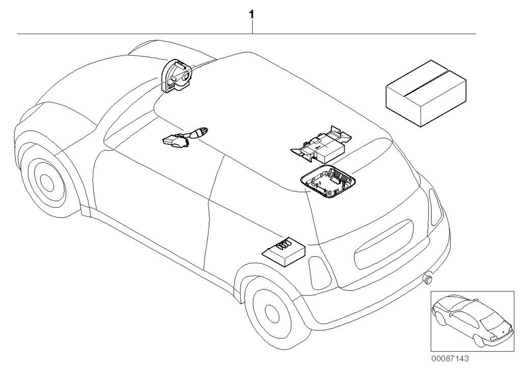 Bmw Radio Wiring Diagram Also Mini Cooper, Bmw, Free