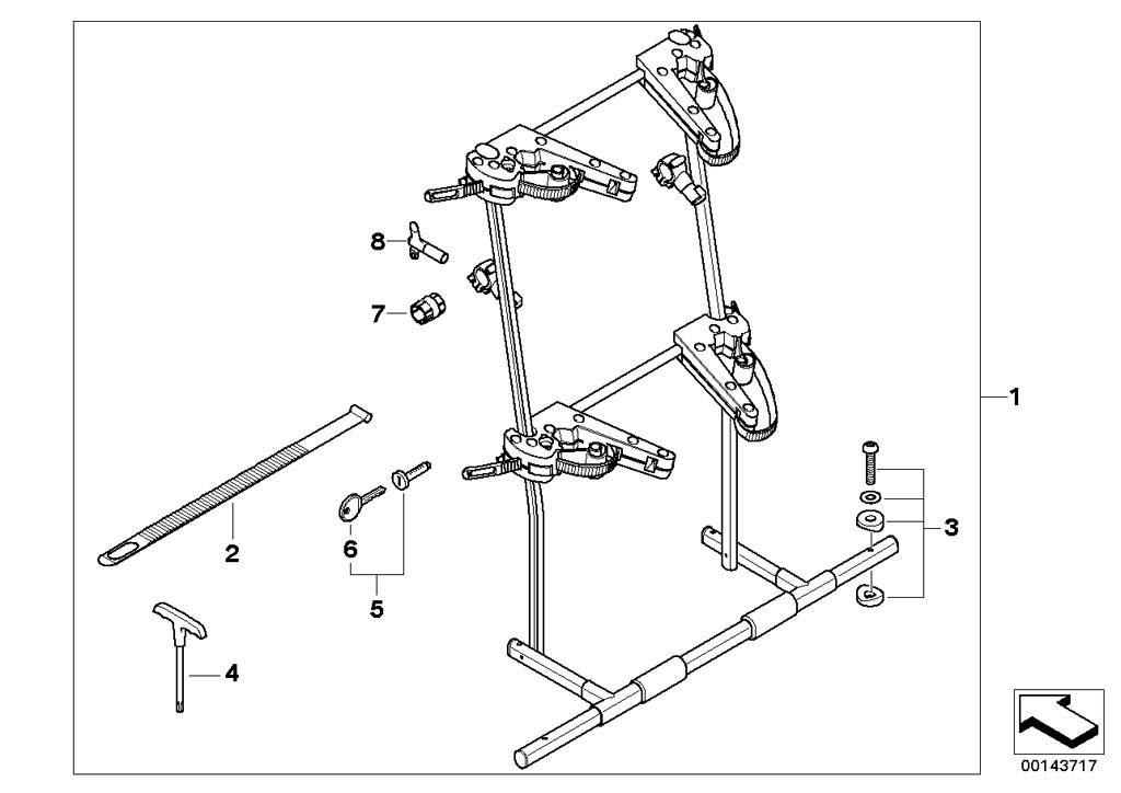 MINI R53/Coupe/Cooper S/ECE/Universal Accessories/Ski