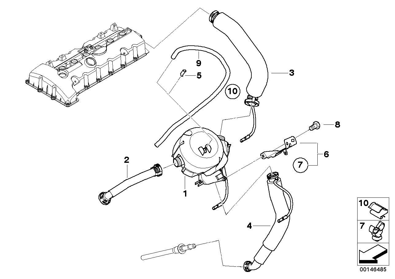 Bmw N52 Belt Diagram