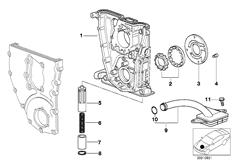 Bmw E36 M42 Engine Diagram BMW M52 Engine Diagram Wiring