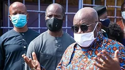 Ghana coronavirus: 11,118 cases; Health Minister tests positive