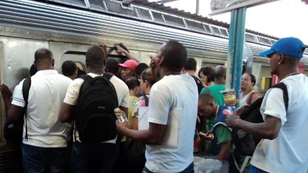 Coupe du Monde: le chaos des transports à Rio