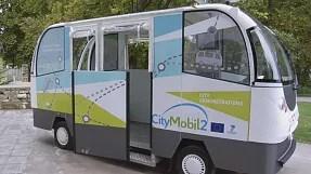 Autobuses sin conductor, un proyecto piloto en marcha en la ciudad griega de Trikala