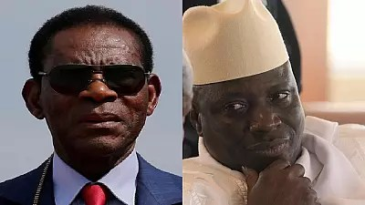 Eq. Guinea deserves praise for Gambia's peace, accepting Jammeh - Nguema