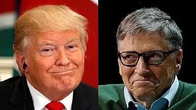 Bill Gates warns Trump: China biggest winner if US - Africa relations dip