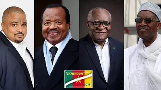 Bildergebnis für AU Chairperson calls for Restraint as Cameroon awaits Official Poll Results