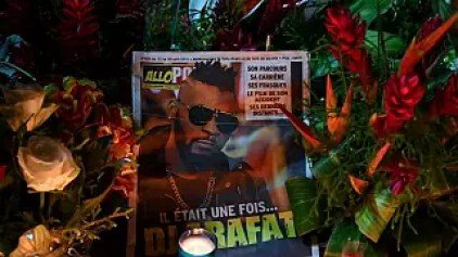 Image result for Ivorian authorities arrest 12 DJ Arafat fans who 'desecrated' his tomb
