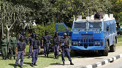 eSwatini public servants clash with police in salary protests