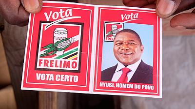 Mozambique polls: observer group projects massive Nyusi win