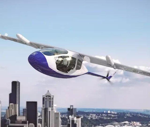 Flying Taxis Whats On Offer And When Will The First Models
