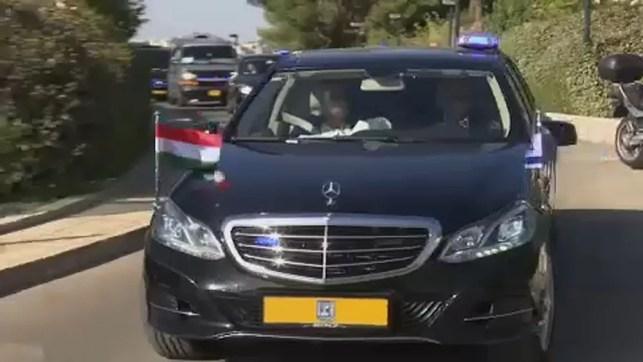 Hungarian Prime Minister Orban wraps up Israel visit