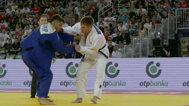 Battle continues on Day Two of Zagreb Judo Grand Prix