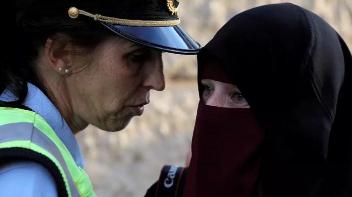 Denmark has ridiculed itself by banning burkas, activist tells Euronews