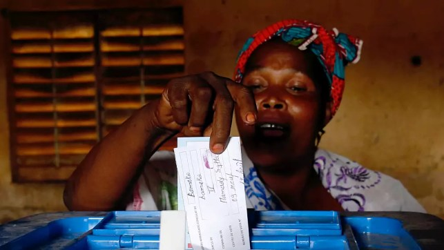 Mali: Run-off presidential election voting is relatively peaceful