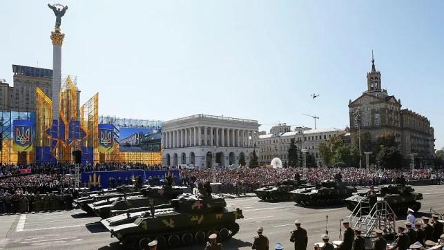 US official says Ukraine making progress towards joining NATO