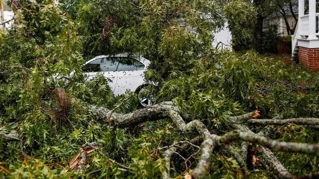 At least 5 die as storms hit US East Coast