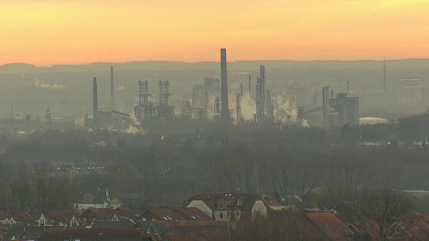 air pollution in hungary