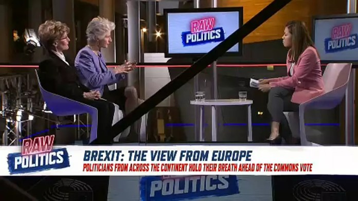 Raw Politics in full: Theresa May braces for crucial Brexit vote