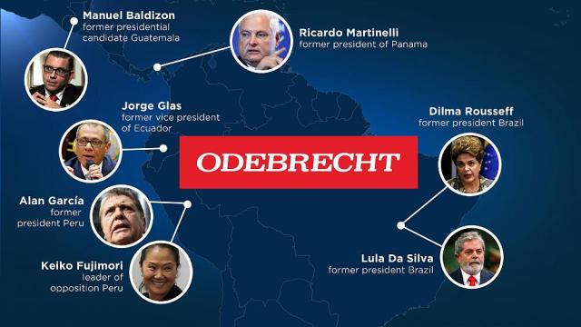 What is the Odebrecht corruption scandal in Latin America, and who is  implicated? | Euronews